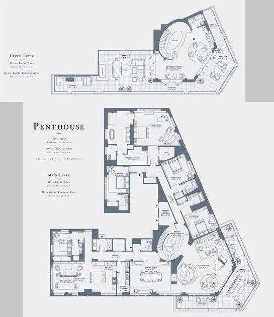 10 Madison Square Westu0027s Penthouse Has A Sweet Terrace