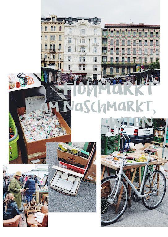 Flohmarkt am Naschmarkt, Citytrip Wien - ein Wochenende in Wien - Tipps für Wien, was ihr wirklich sehen müsst