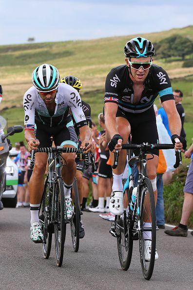 #TourofBritain 2016 / Stage 3 Ian STANNARD / Kristian HOUSE / Graham BRIGGS / Congleton to Tatton Park Knutsford / TOB /Tim De WaeleKT/Tim De...