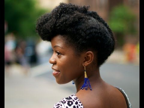 Youtube Easy Hairstyles For Natural Hair