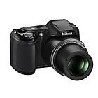 Sparen Sie 28.0%! EUR 179,00 - Nikon CoolPix L810 Schwarz - http://www.wowdestages.de/sparen-sie-28-0-eur-17900-nikon-coolpix-l810-schwarz/