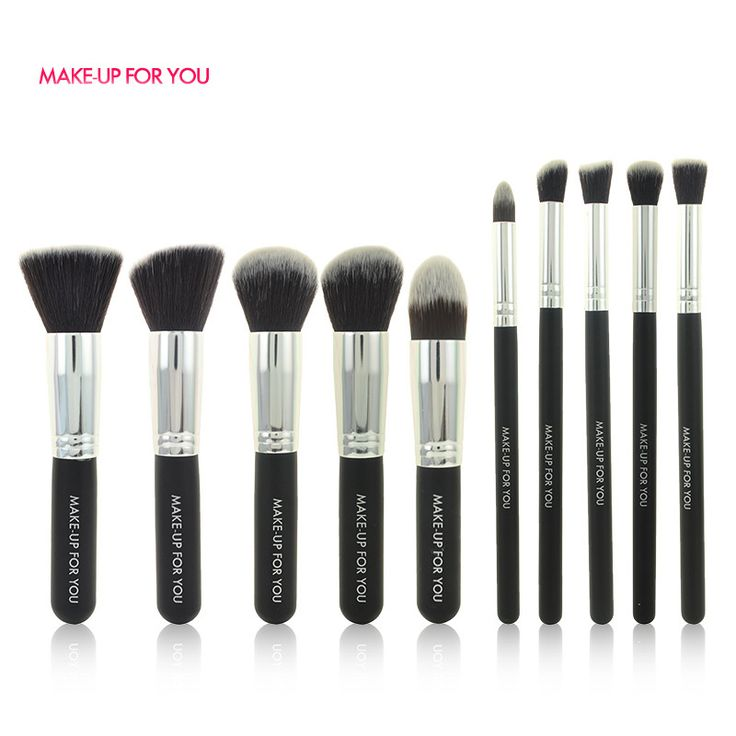 Сделать вверх для вас профессиональный макияж кисть комплект инструмент комплекты макиллаж maquillaje trucco maquiagem косметические товары