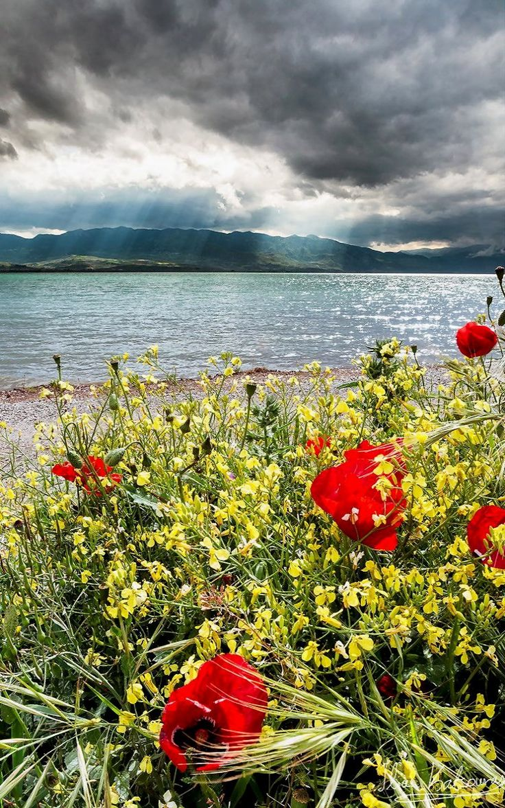 Spring storm..  Kamena Vourla, Phthiotis, Greece | by Ilias Katsouras