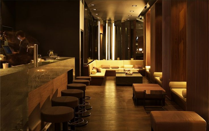 late night lounge designs | ... Asiatisches restaurant berlin, Bar lounge und Gastfreundschafts design