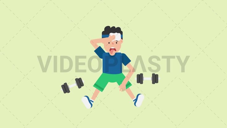Download: http://ift.tt/2w9jaLt  A man wearing a blue t-shirt green shorts and a blue headband sits on the floor sweating and being really tired after a workout session wiping off the sweat on his face with a pair of dumbbells around him on the floor  Two version are included: normal (with a start animation) and loopable. The normal version can be extended with the loopable version  Clip Length:10 seconds Loopable: Yes Alpha Channel: Yes Resolution:FullHD Format: Quicktime MOV  For more…