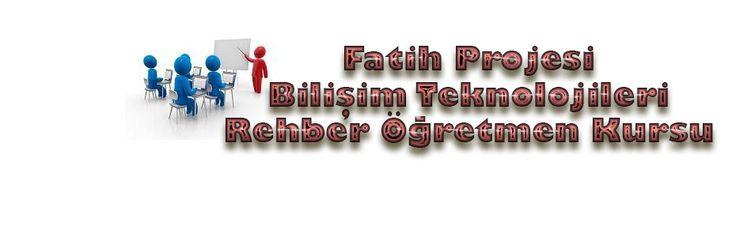 İstanbul BT Rehber Öğretmen Kursu Açıldı.