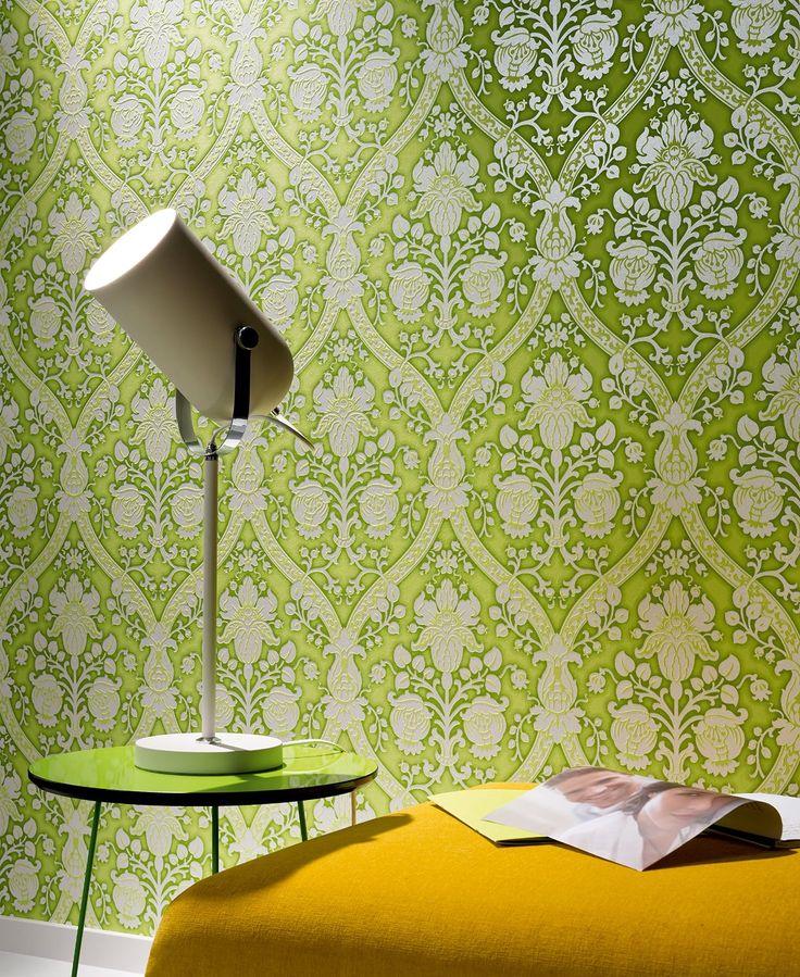 102 besten előszoba Bilder auf Pinterest Malen, Tapeten und - wohnzimmer tapete grun