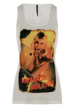 Camiseta paparazzi non stop de Patriciaconde Collection