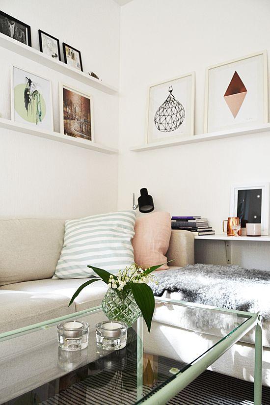 Elina Dahl: hemma hos mig