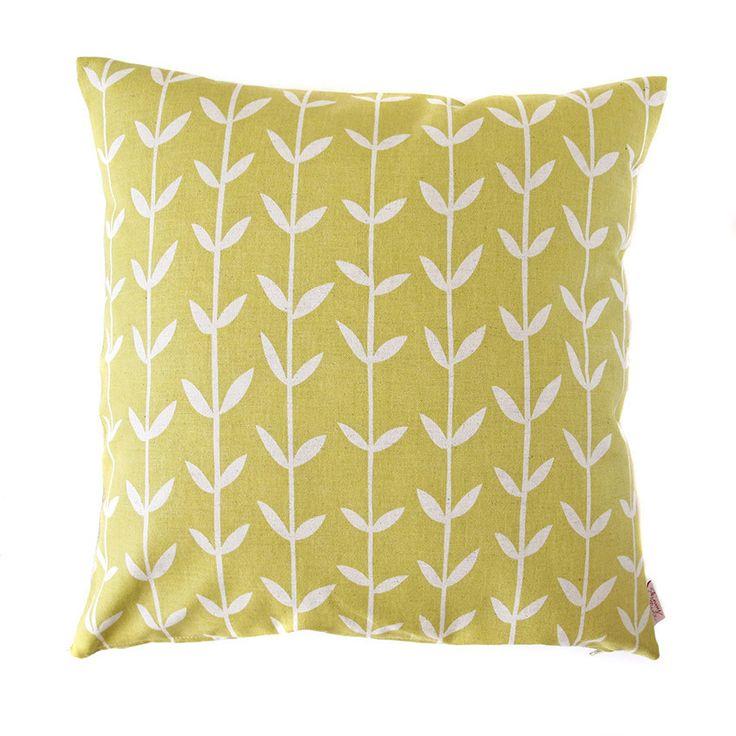 Orla Lemon Cushion Cover