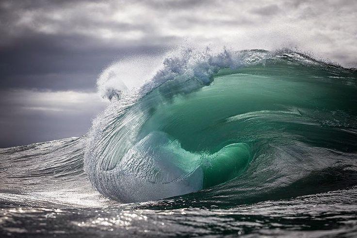 Fotógrafo capta imagens de ondas | Cultura | ChiadoNews