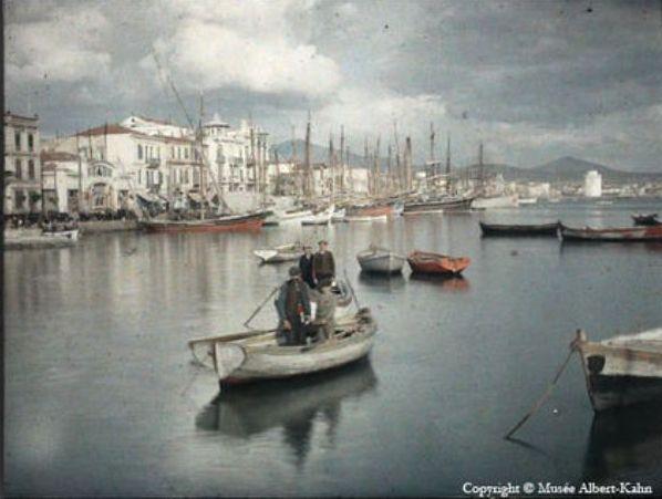 Thessalonique. Vers 1905. Musée Albert Khan