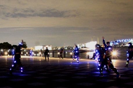 Speed of Light Yokohama #nvasol