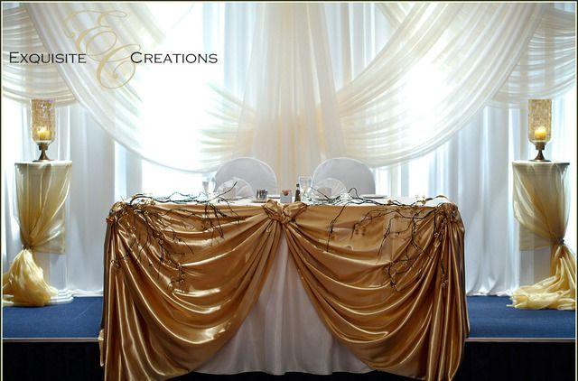 Backdrops & Head Tables 38