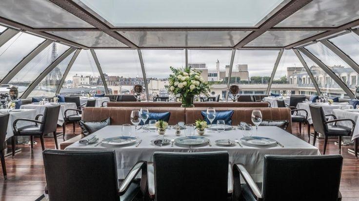 L'Oiseau Blanc | The Peninsula Paris | Rooftop restaurant in Paris