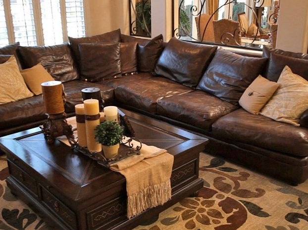 Kristie's Tuscan Villa #FourHouses - 25+ Best Ideas About Coffee Table Runner On Pinterest Small