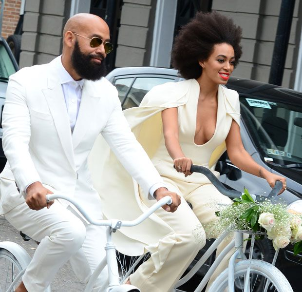 Jay Z Did Not Poison Solange Knowles, Singer Explains Wedding Day ...