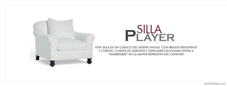 Silla Player: http://bonnusa.com
