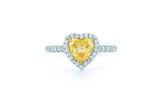 Heart diamond- tiffany's