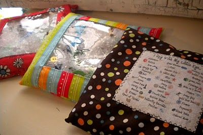 The Sew*er, The Caker, The CopyCat Maker: Ispy Bag Tutorial.....with instructions on how to print on fabric
