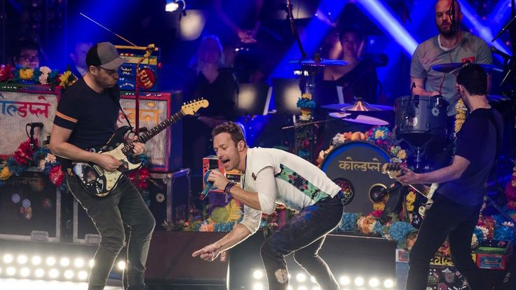 Coldplay will be joined by two previous Super Bowl halftime show performers.