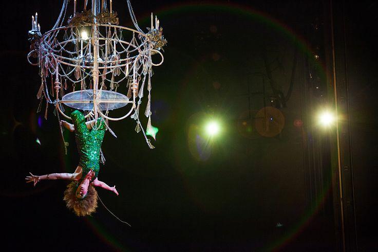 Le Monde est Fou - Cirque du Soleil à Trois-Rivières  #Cirque #CirqueduSoleil  Photo: Olivier Croteau