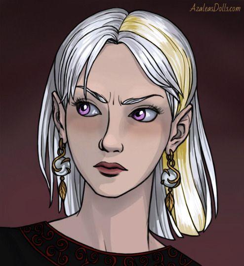 Elaena Targaryen Elaena was initially not a great beauty ...