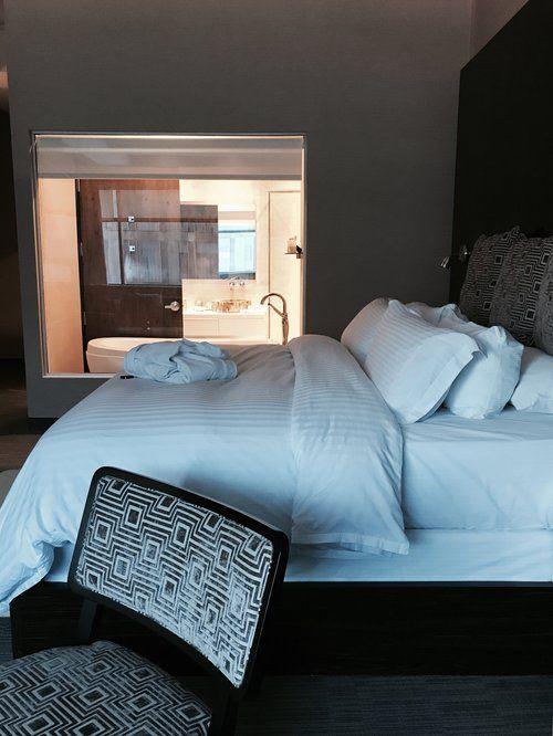 The Luxus Boutique Hotel in St.John's Newfoundland https://www.allyblog.com/home/the-luxus-hotel-stjohns luxury life, bedroom, interior design, goals, inspiration, travel, blogger, pajamas, pyjamas, fashion, shoot