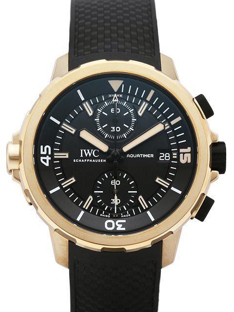 IWC Aquatimer Chronograph IW379503 Edition Expedition Charles Darwin