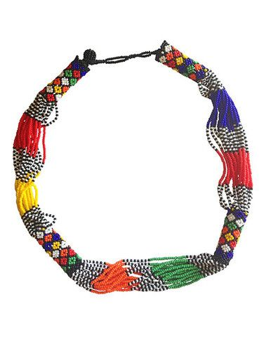 Zanele 14 Rope Necklace