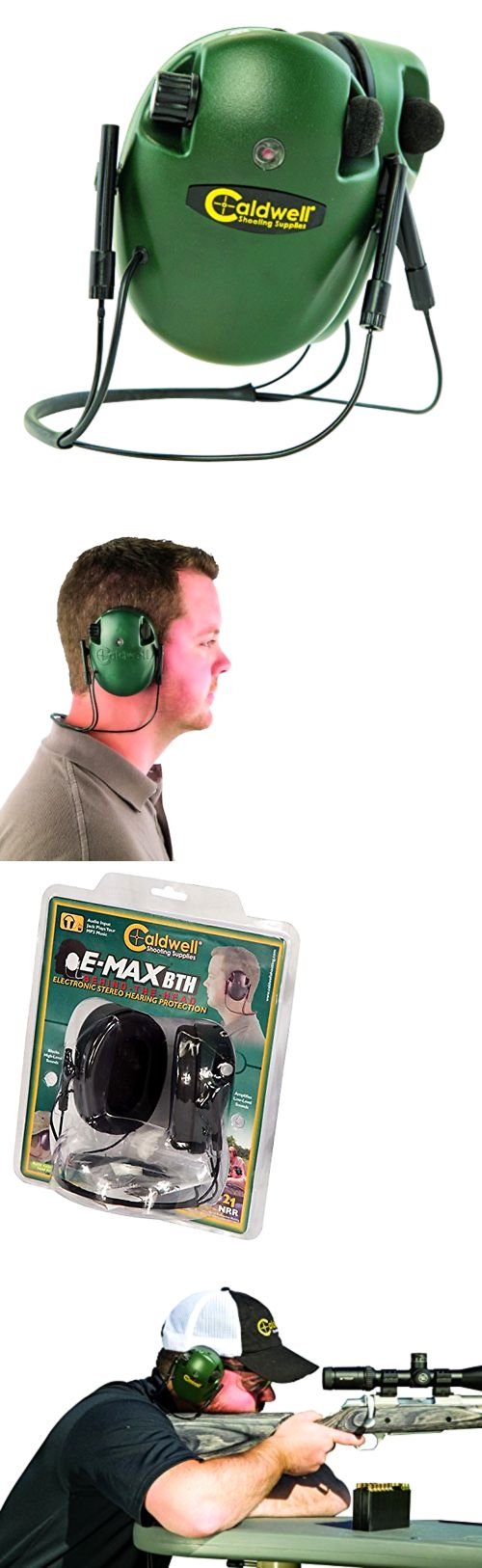 Hearing Protection 73942: Electronic Headphones Ear Muffs Hearing Protection Noise Shooter Shooting Safety -> BUY IT NOW ONLY: $31.2 on eBay!