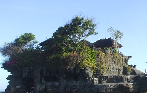 Tanah Lot Temple Bali - Beautiful Sunset And Spiritual Vibe