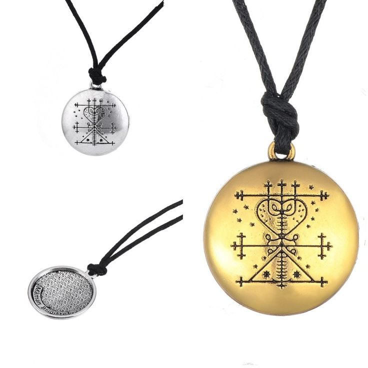 Find More Chain Necklaces Information about Tibetan Silver Plated Maman Brigitte Voodoo Loa Veve Pendant Money Talisman Wealth Amulet Jewelry Male Necklace,High Quality male necklace,China tibetan silver Suppliers, Cheap necklaces male from Talisman Jewelry Factory on Aliexpress.com