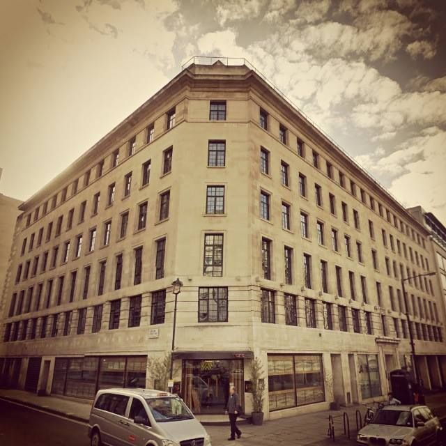 You can meet us here: 4th Floor, Rex House, 412 Regent Street, UK, London SW1Y 4PE  :)