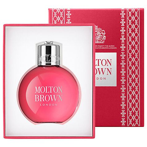 Buy Molton Brown Pink Pepperpod Body Wash Festive Bauble Online at johnlewis.com