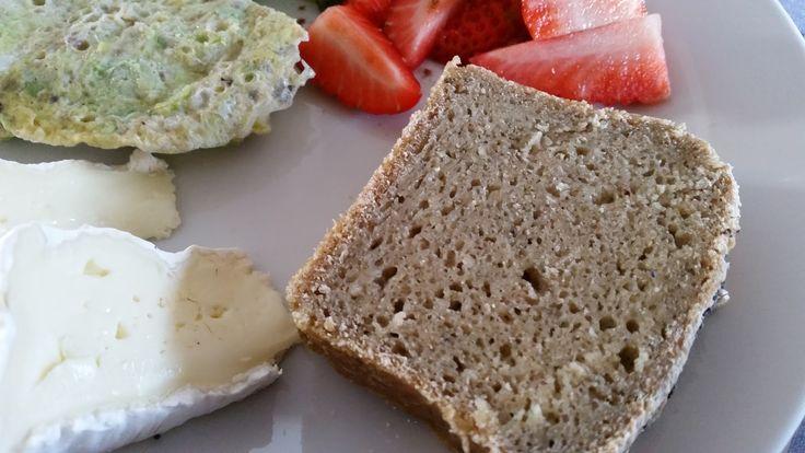 Os temperos da argas: Pão sem glúten - que sabe a pão!