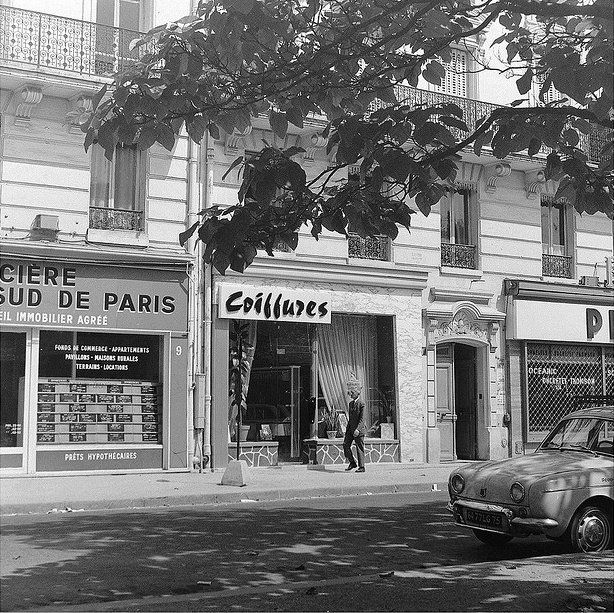 Paris Parisamdparis Twitter Coiffure Paris 1960 Paris Cafe Paris Montmartre