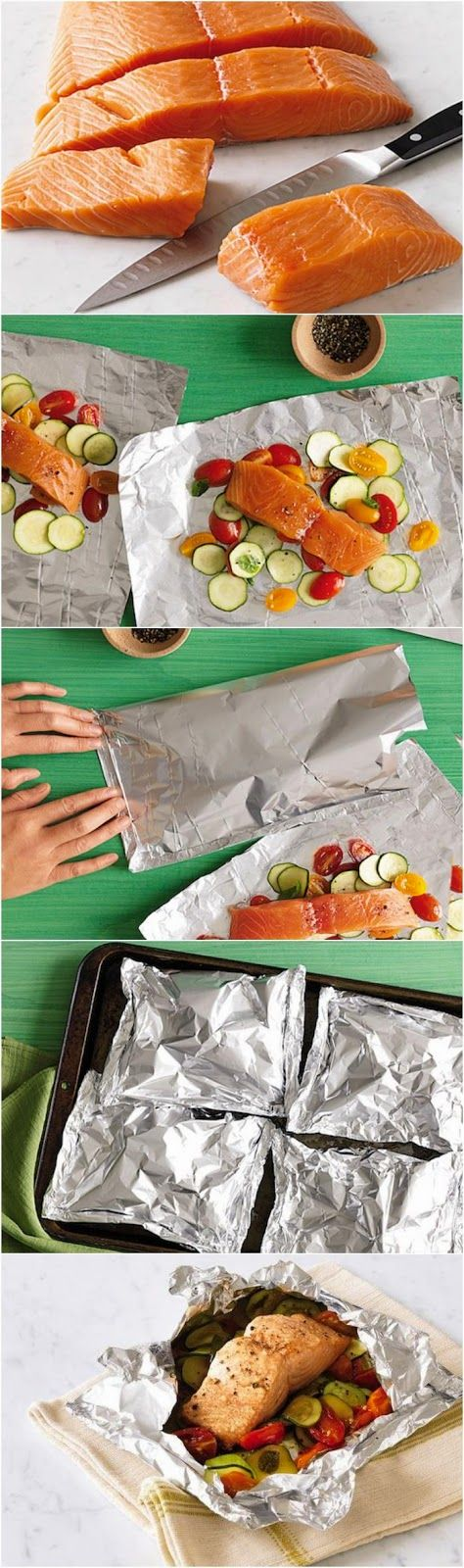 This Easy Cooking Method Means You'll Never Have Dried-Out #Salmon Again