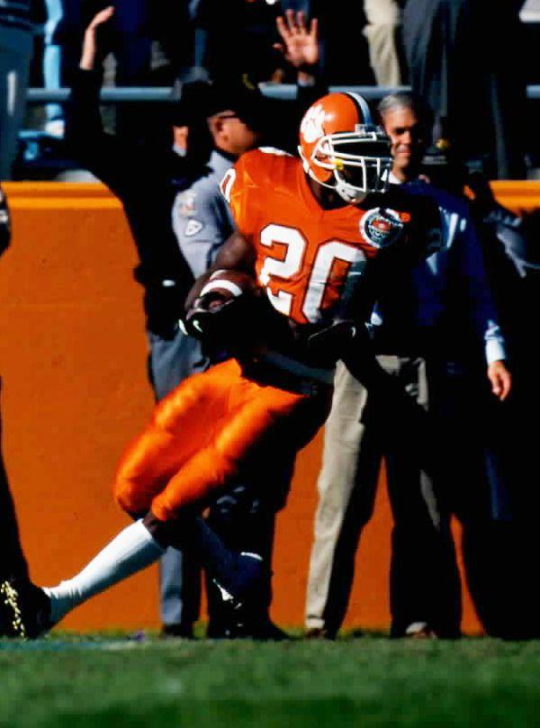 save off f96c3 583bf Brian Dawkins made nine NFL Pro Bowls. | Clemson | Nfl pro ...