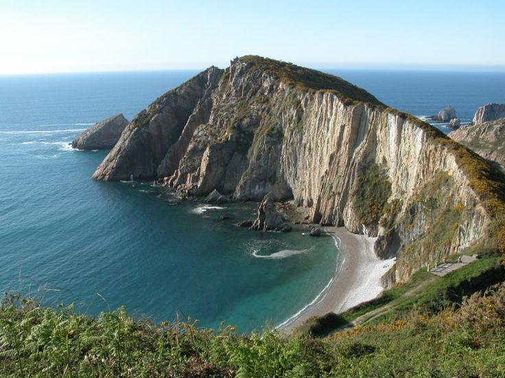 Playa El Silencio (Asturias)