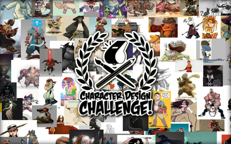 Monthly Character Design Challenge : Best images about character design challenge on
