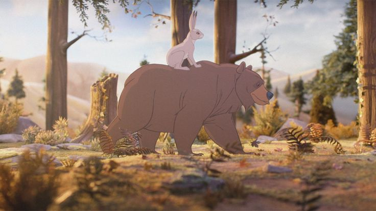 The Bear & The Hare - by John Lewis  realeased in 2014