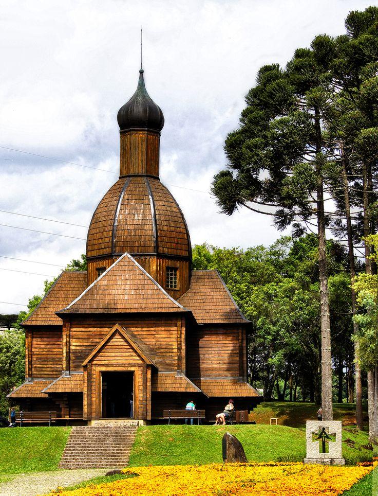 Ukrainian Monument- Curitiba-Paraná- Brasil