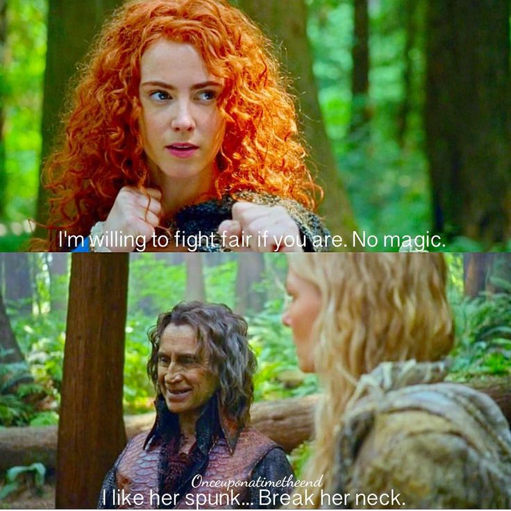 OUAT Season 5- Merida, Dark one Emma and Rumple (Dark One conscience)