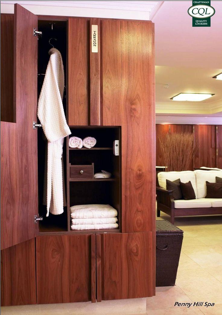 Hotel & Spa Lockers www.cqlockers.co.uk