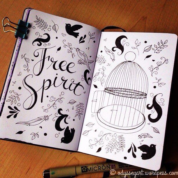 Today's #dndchallenge prompt: Bird cage  Sakura Micron in pocket Leuchtturm1917.  #the100dayproject #doodleeveryday #dailydoodle2016 #odysseyartdoodles #50words #maywedrawdaily #illustration #art  #sketch #sketchbook #drawing #doodles #leuchtturm1917  #handlettering #lettering #rockyourhandwriting #sakuramicron #birdcage