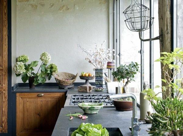 kitchen, countertops, slate