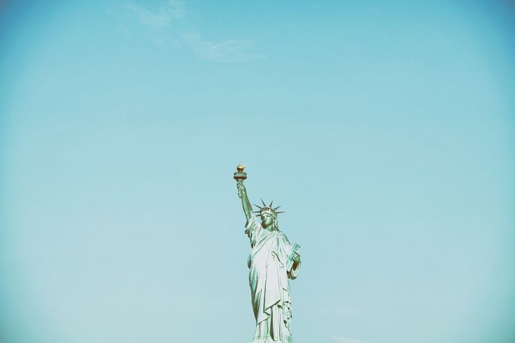 The Statue of Liberty, New York, USA Copyright Nicole Wallace 2015