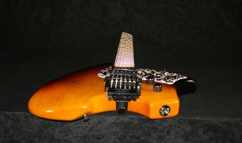 Little Guitar Works| Custom Instruments