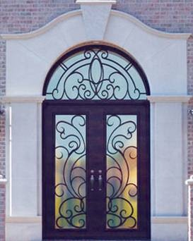 Doors by Design - Iron- Custom Iron